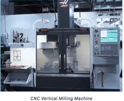 CNC Milling Machine-Shank Machining-CNC Machining China