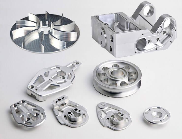 CNC Machining Parts-Machining Supplier-Shank Machining