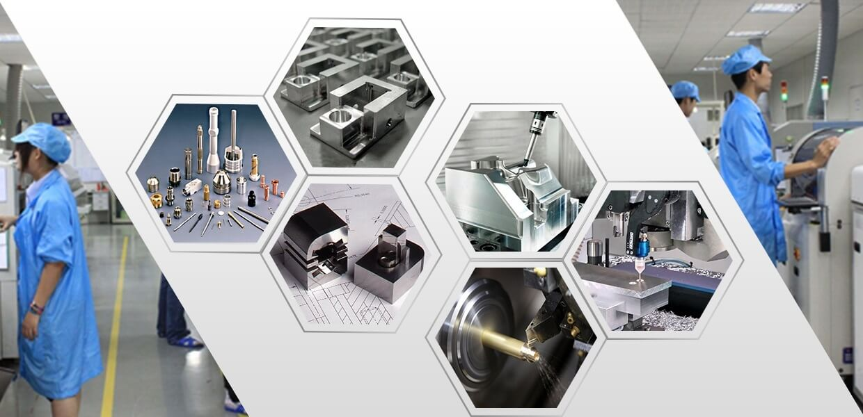 China CNC Machining-Shank Machining