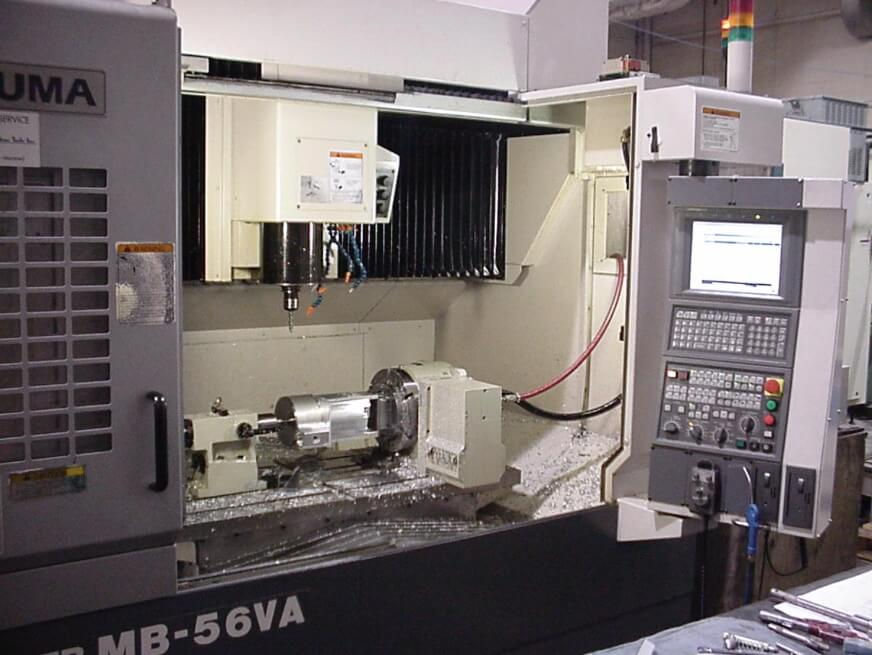 CNC machining technology