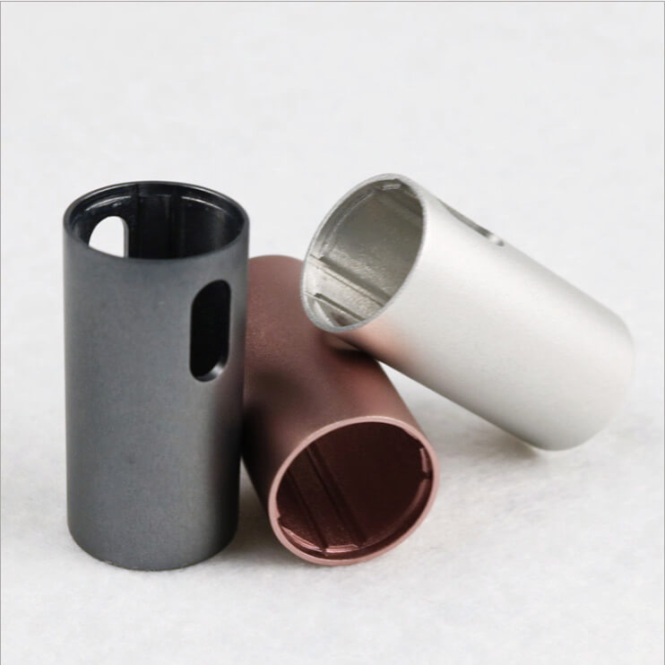 Anodized Aluminum Part