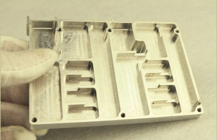 Special Milling Part-Shank Machining