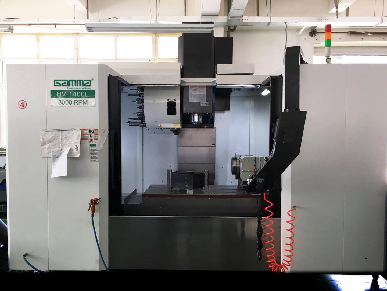 Gamma CNC Machining Machine