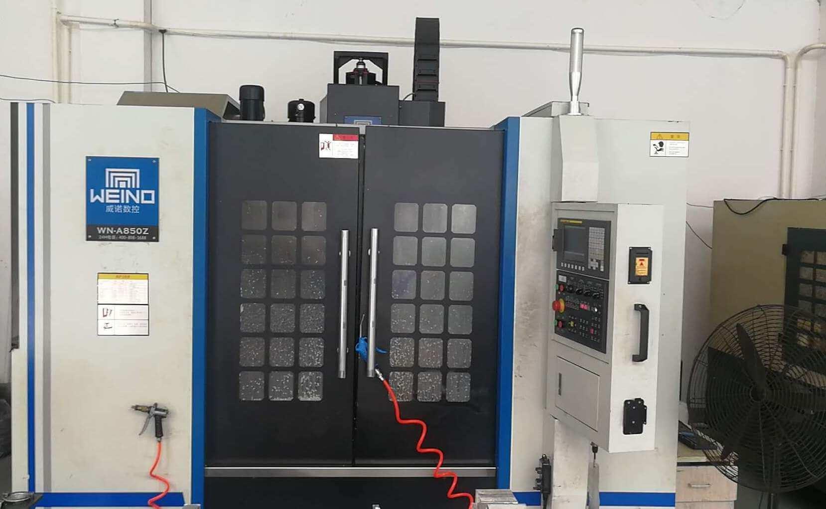 Precision CNC Machining Center